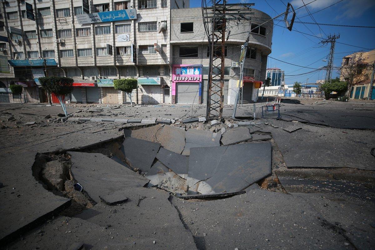İsrail in Filistin e saldırıları sonrası bilanço ağırlaşıyor #11