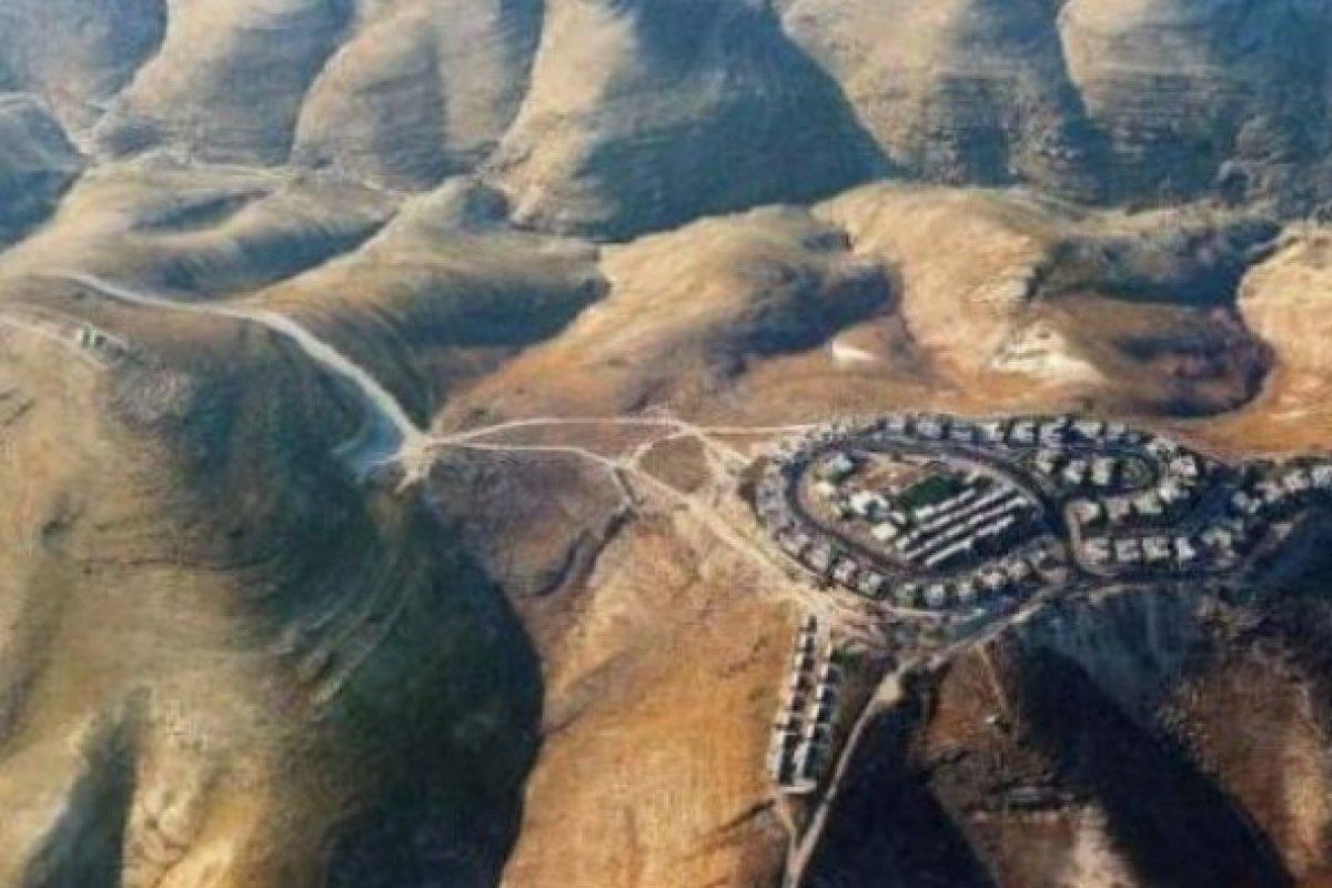 Filistin i yavaş yavaş yutan İsrail in işgal hikayesi #9