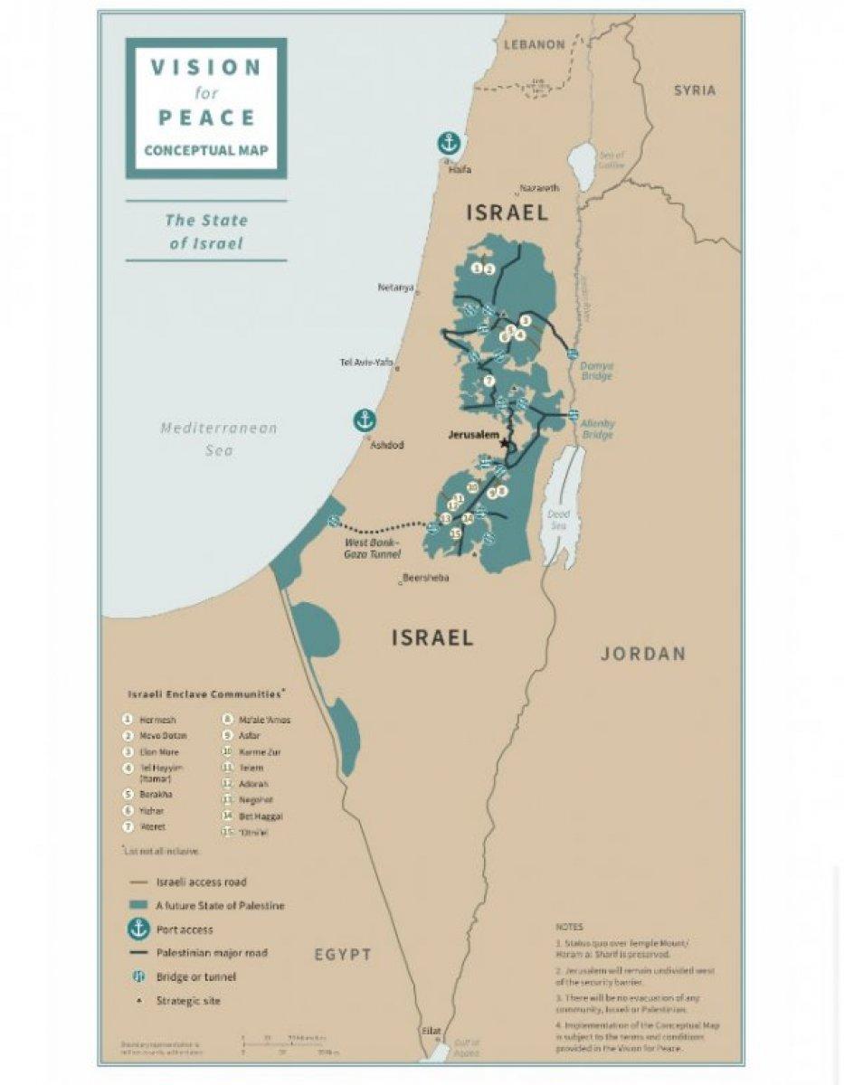 Filistin i yavaş yavaş yutan İsrail in işgal hikayesi #10