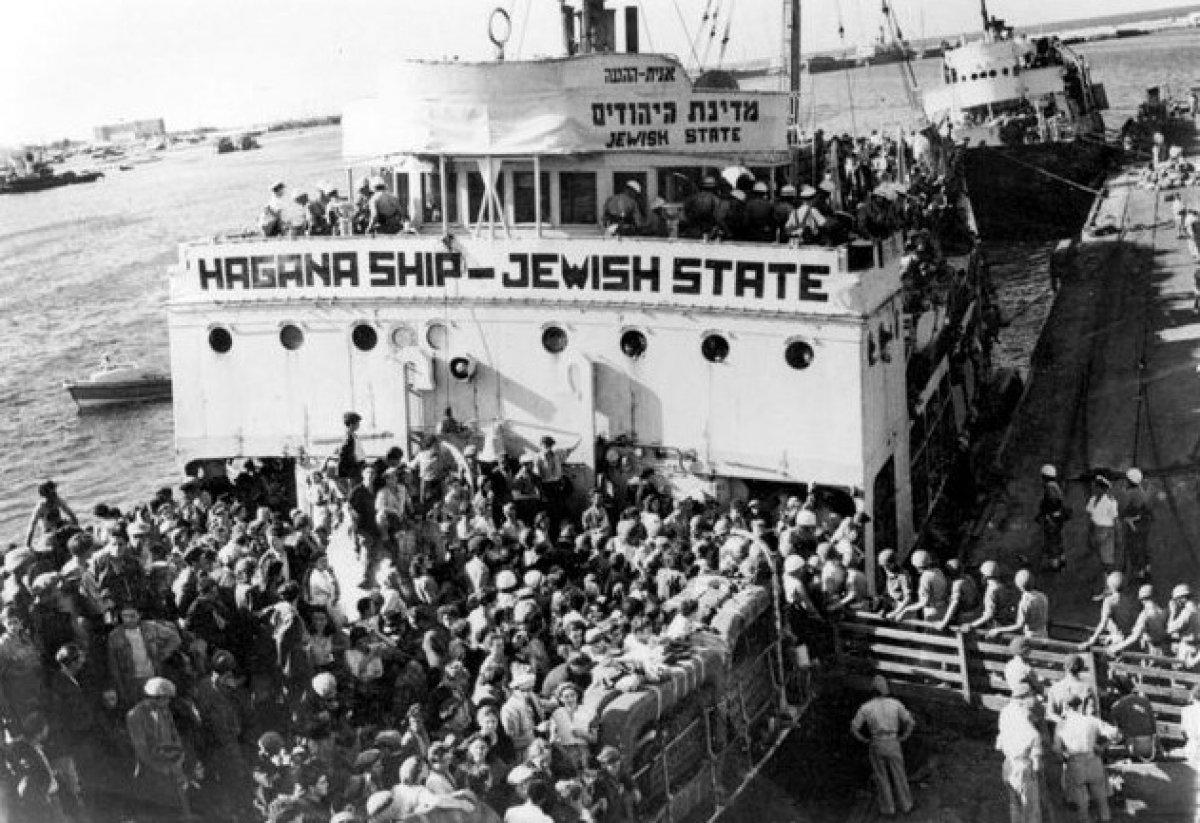 Filistin i yavaş yavaş yutan İsrail in işgal hikayesi #3