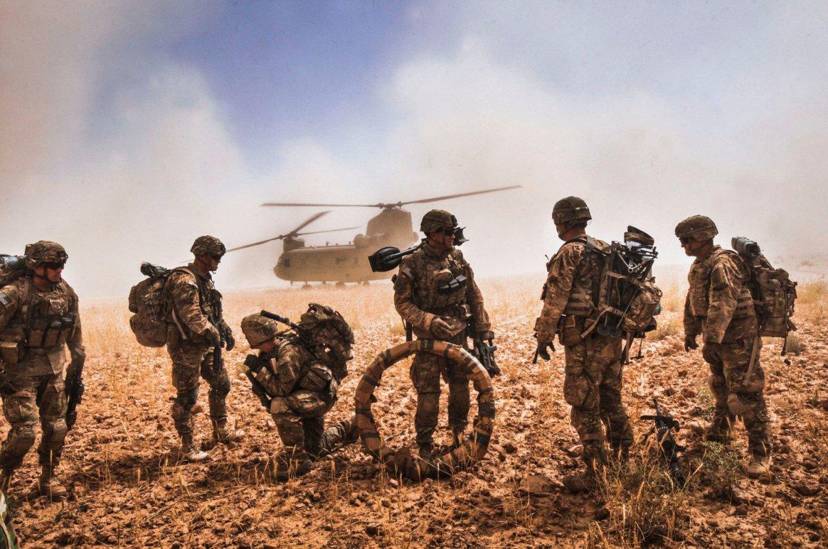 ABD, Afganistan daki Kandahar Hava Üssü nden çekildi #1