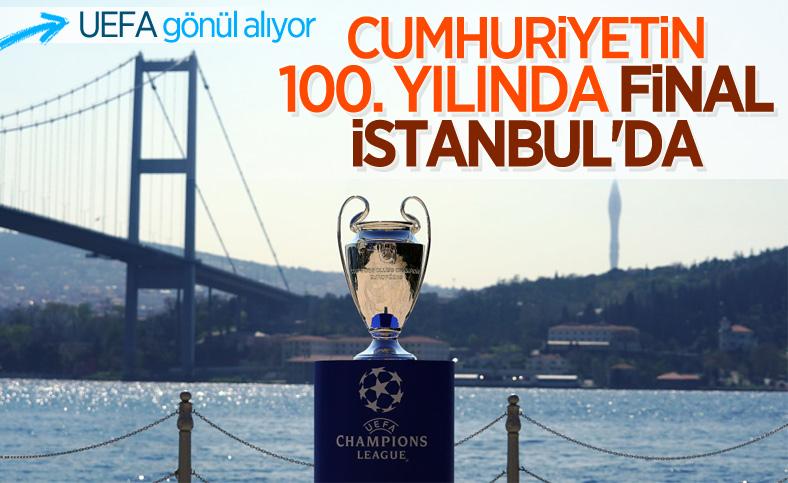 2023 Şampiyonlar Ligi finali Türkiye'de