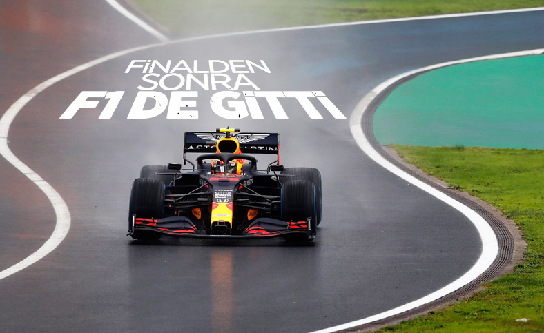 Formula 1, Türkiye Grand Prix'ini iptal etti