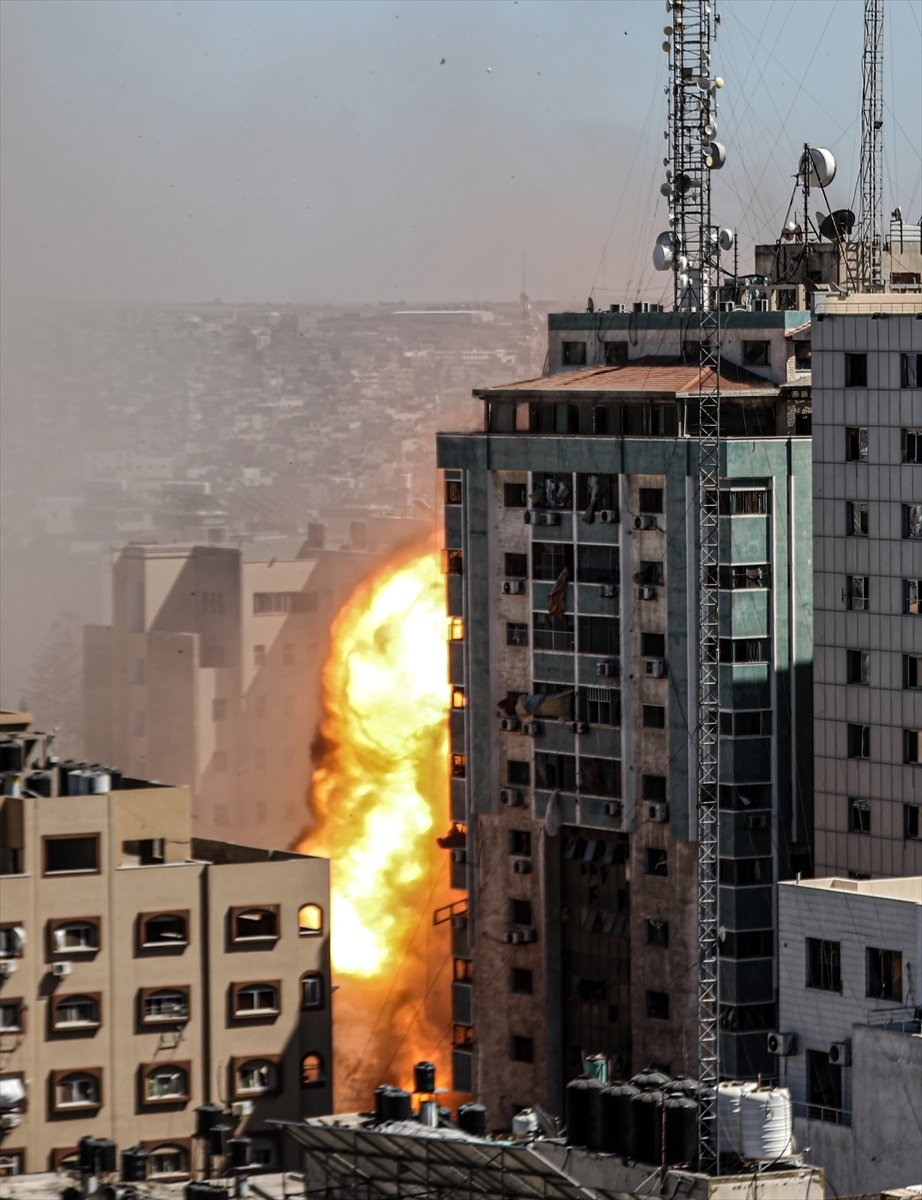 AP Başkanı Gary Pruitt ten İsrail e tepki: Dehşete düştük #4