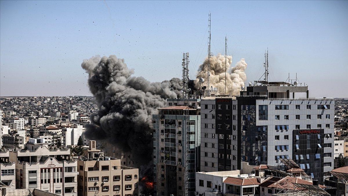 AP Başkanı Gary Pruitt ten İsrail e tepki: Dehşete düştük #1