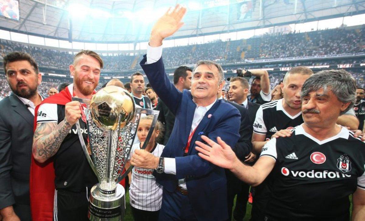 Süper Lig in yerli şampiyonları #5