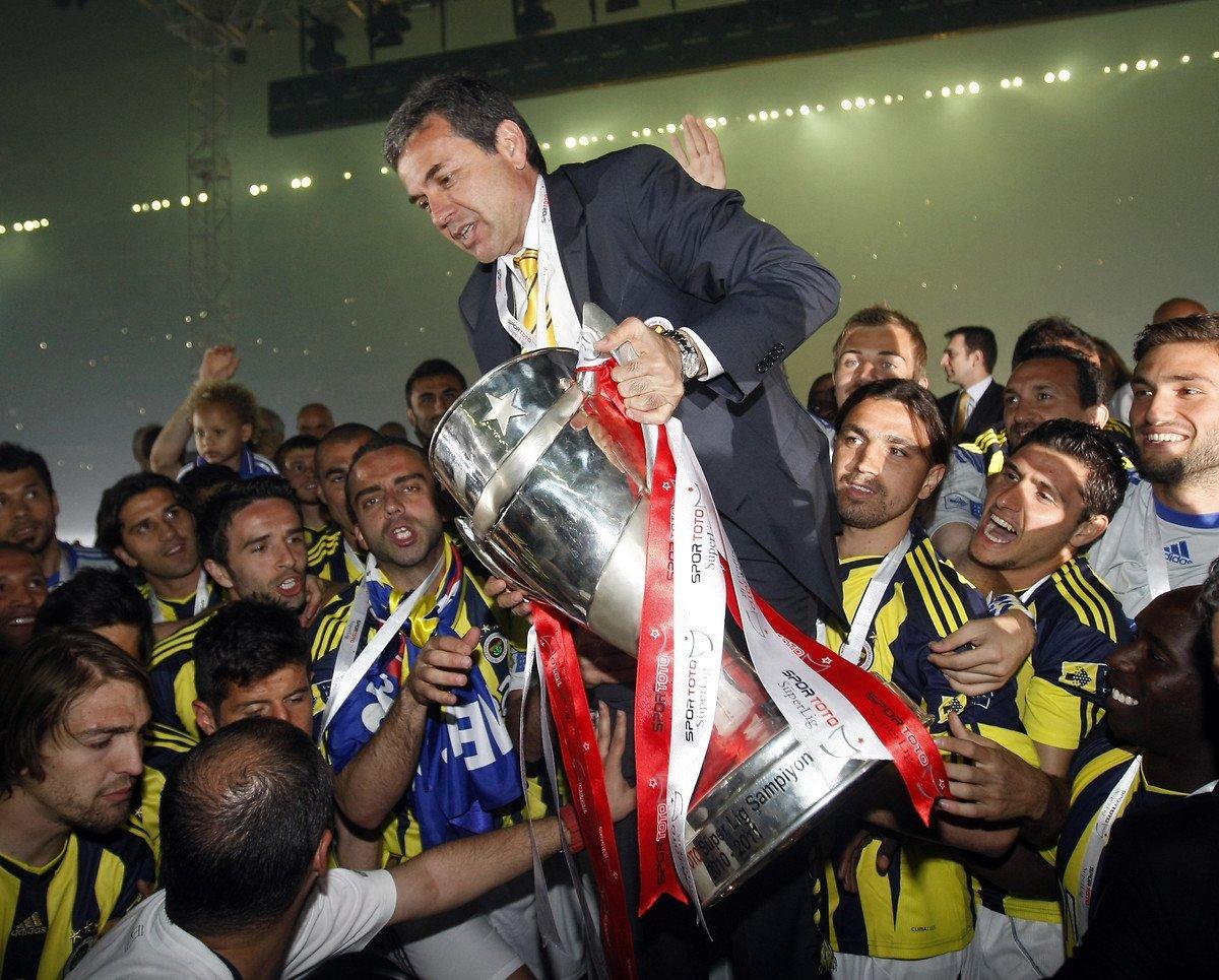 Süper Lig in yerli şampiyonları #6