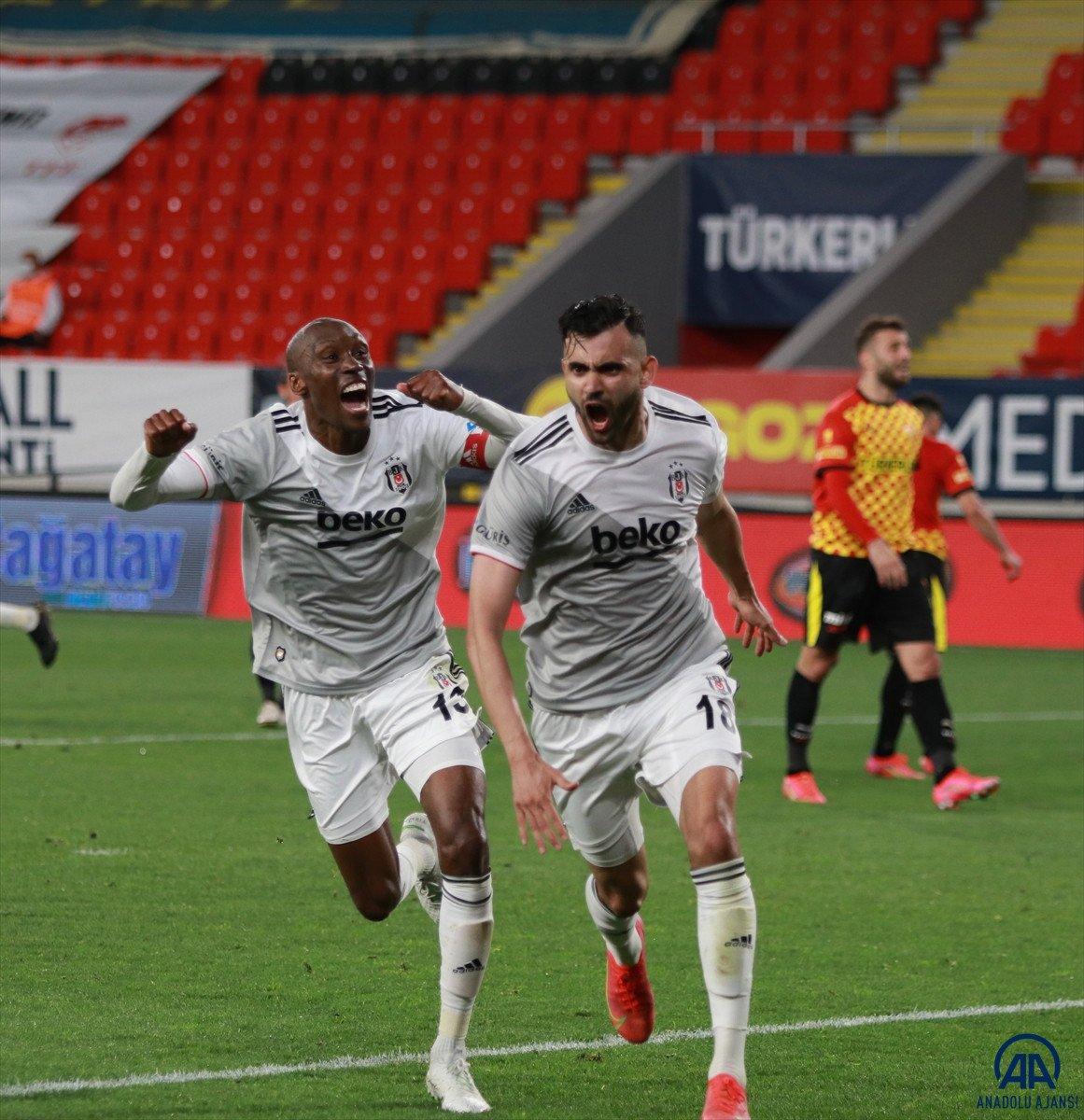 2020-2021 sezonu şampiyonu Beşiktaş #1
