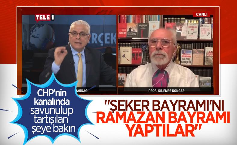 TELE 1'de Şeker Bayramı mı Ramazan Bayramı mı tartışması