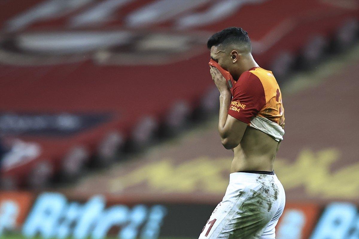 Galatasaraylıların yaşadığı üzüntü #3