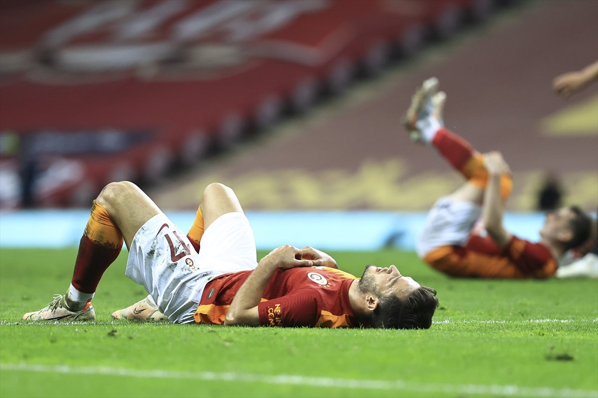 Galatasaraylıların yaşadığı üzüntü #2