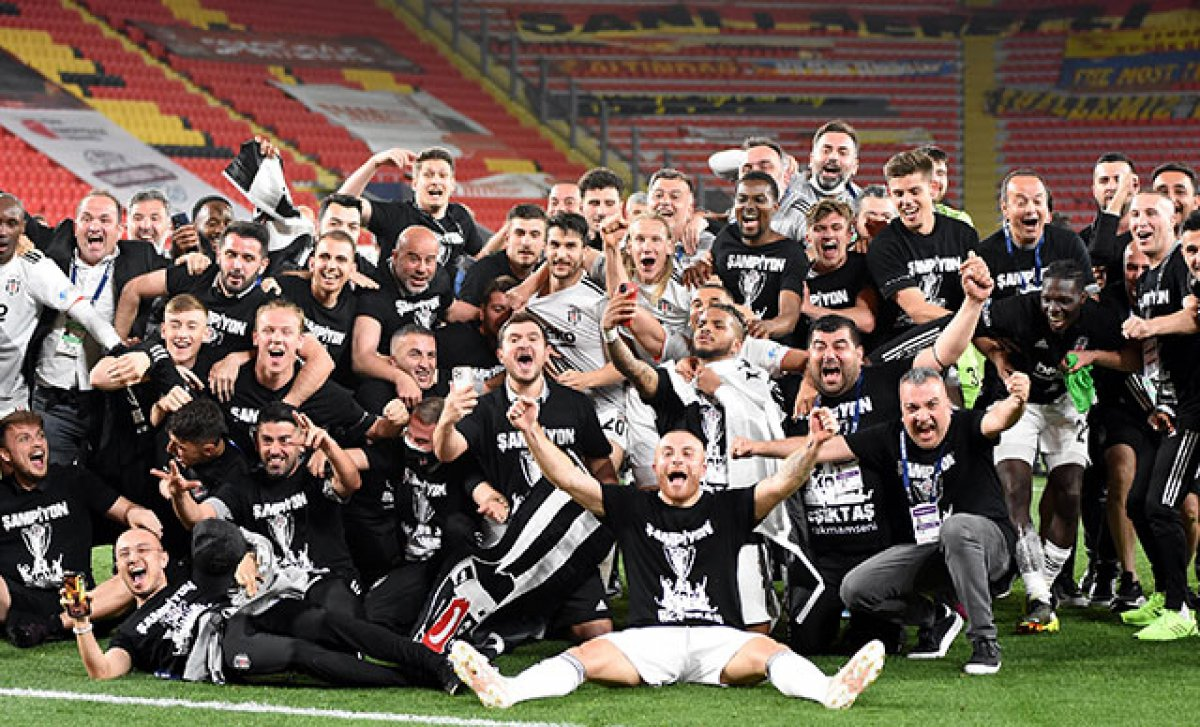 Milli Savunma Bakanlığı Beşiktaş ı tebrik etti #2