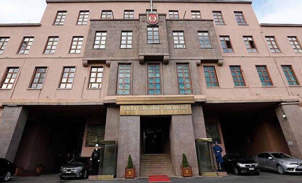 Milli Savunma Bakanlığı Beşiktaş ı tebrik etti #1