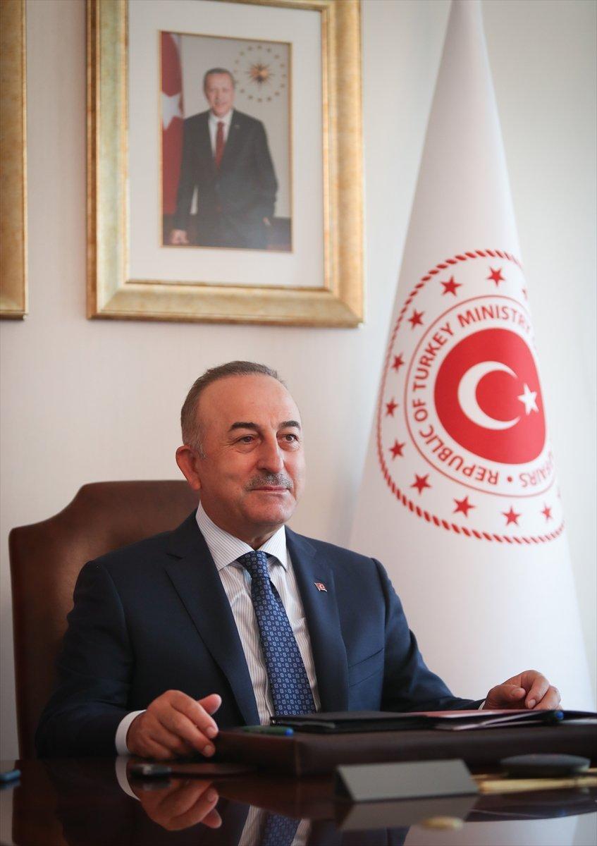Mevlüt Çavuşoğlu: Türkiye gereken her adımı atmaya hazır #1