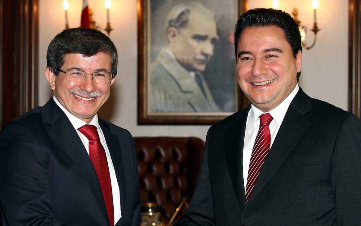 Ahmet Davutoğlu: Abdullah Gül ile adaylığı için görüştük #2