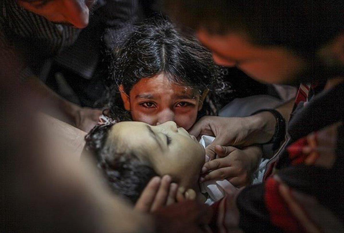 İbrahim Kalın, Gazze'de ölen çocukların isimleri paylaştı #1