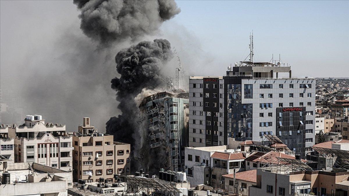 Binyamin Netanyahu dan, İsrail'e destek veren ülkeler paylaşımı #4