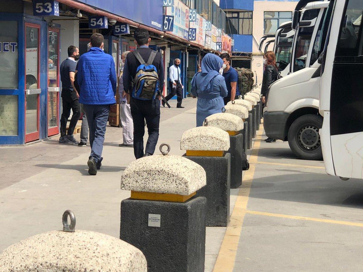 İstanbul'a dönüş başladı #3