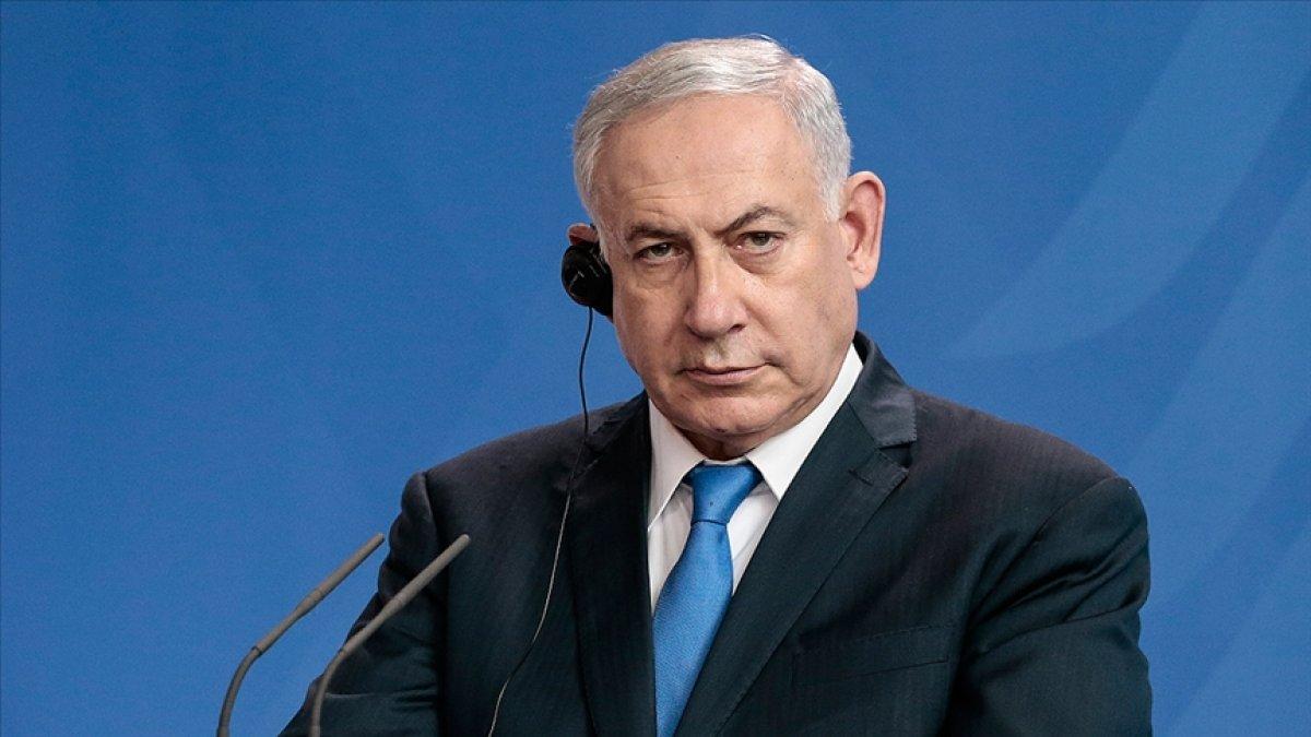 Netanyahu, Filistin e yönelik saldırıların devam edeceğini söyledi #1
