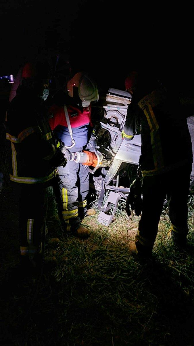 Denizli de kaza: 2 Ukraynalı öldü #1
