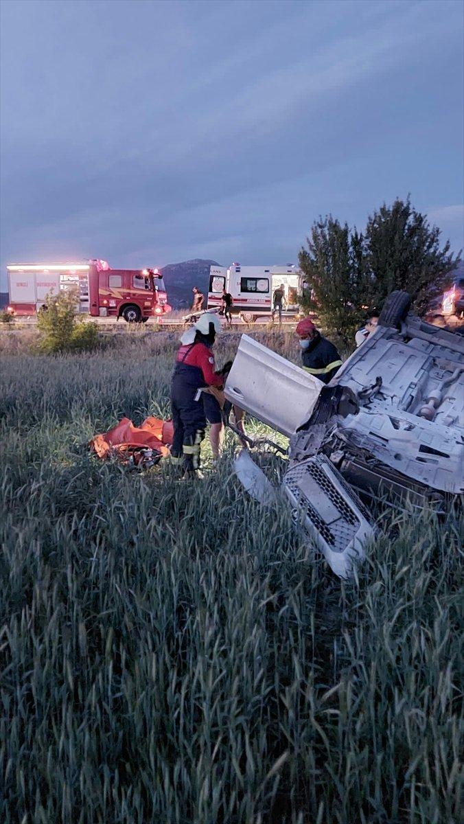 Denizli de kaza: 2 Ukraynalı öldü #3