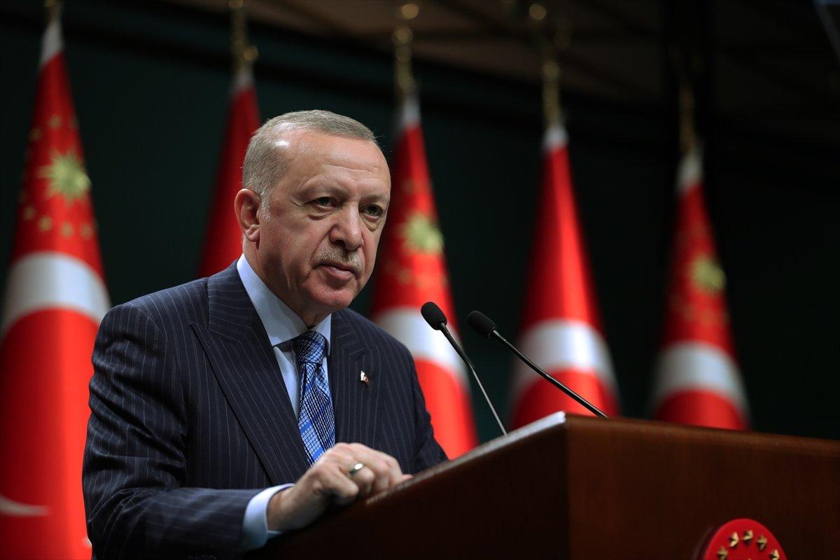 Cumhurbaşkanı Erdoğan dan Joe Biden a İsrail tepkisi #2
