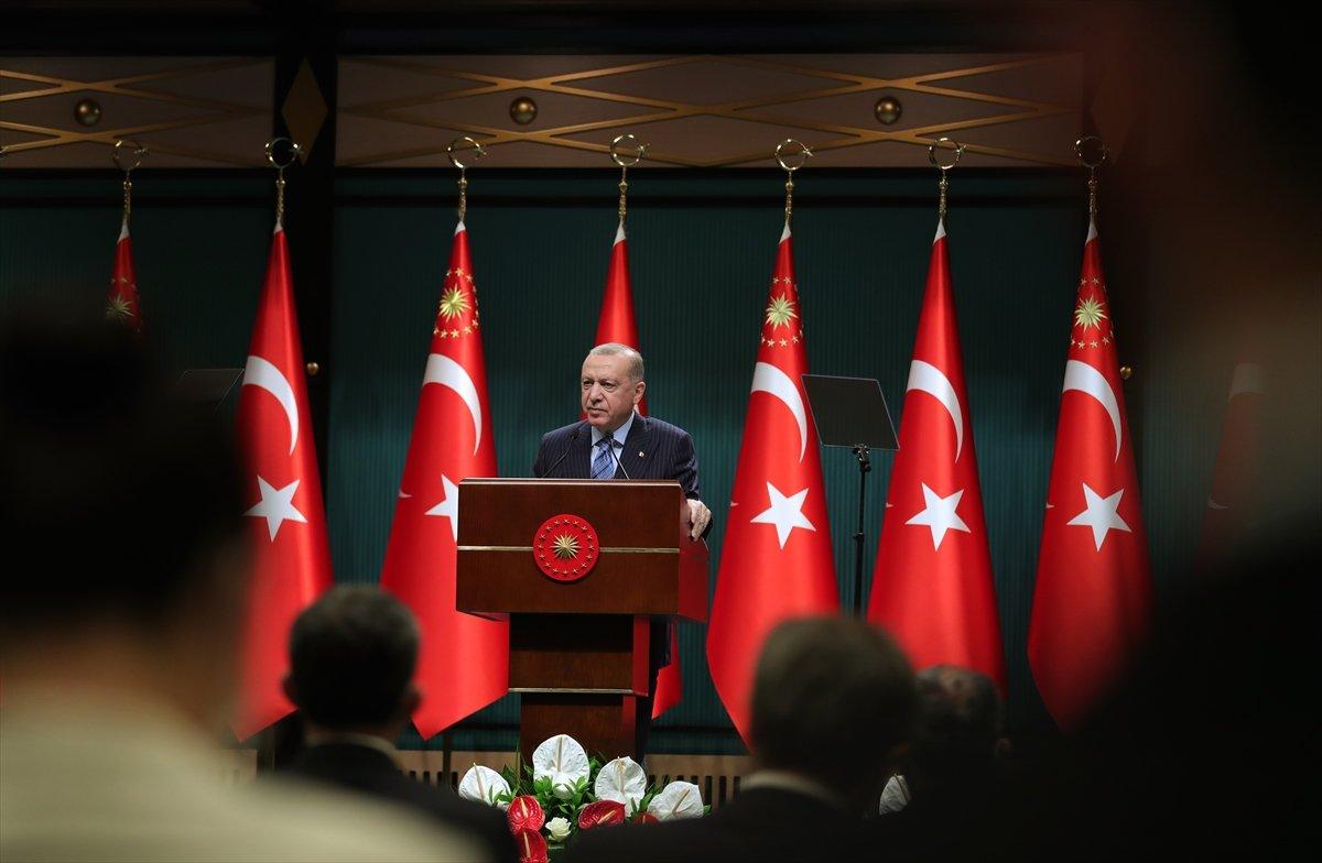 Cumhurbaşkanı Erdoğan dan Joe Biden a İsrail tepkisi #3