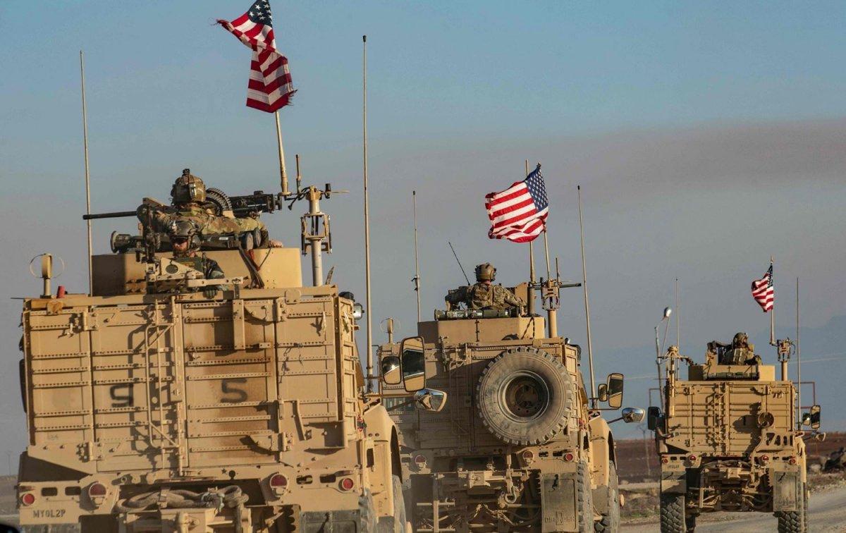 ABD li diplomatlar Suriye de PKK işgalindeki bölgeyi ziyaret etti #1