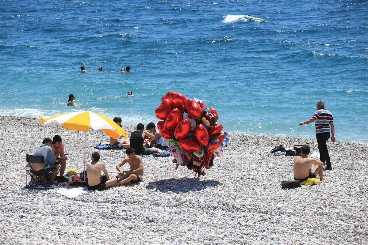 Antalya ve Muğla sahilleri, kademeli normalleşme ile hareketlendi #3