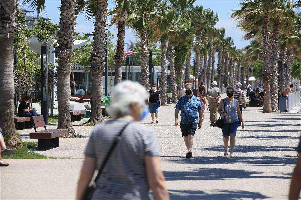 Antalya ve Muğla sahilleri, kademeli normalleşme ile hareketlendi #4