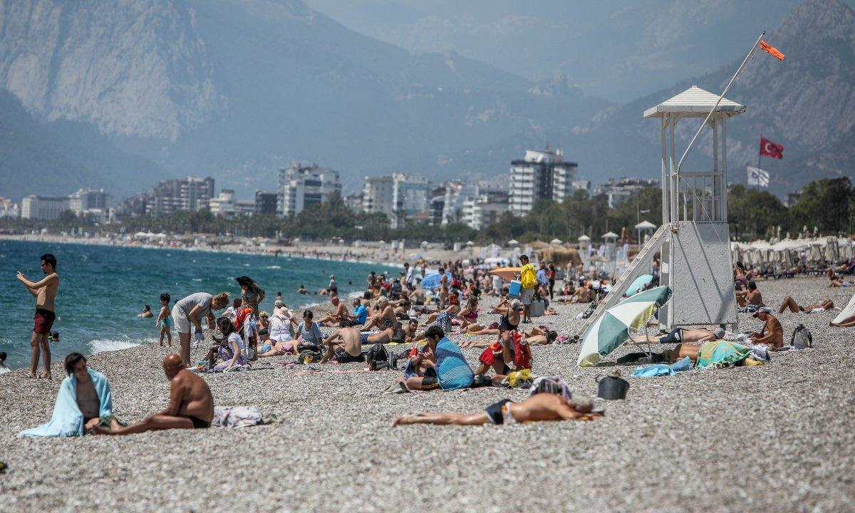 Antalya ve Muğla sahilleri, kademeli normalleşme ile hareketlendi #7