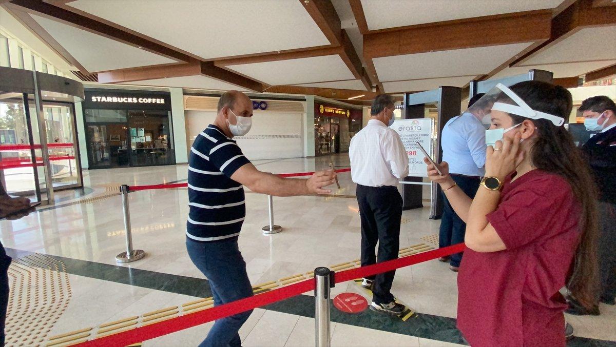 AVM ler, 17 günlük aranın ardından kapılarını açtı #6