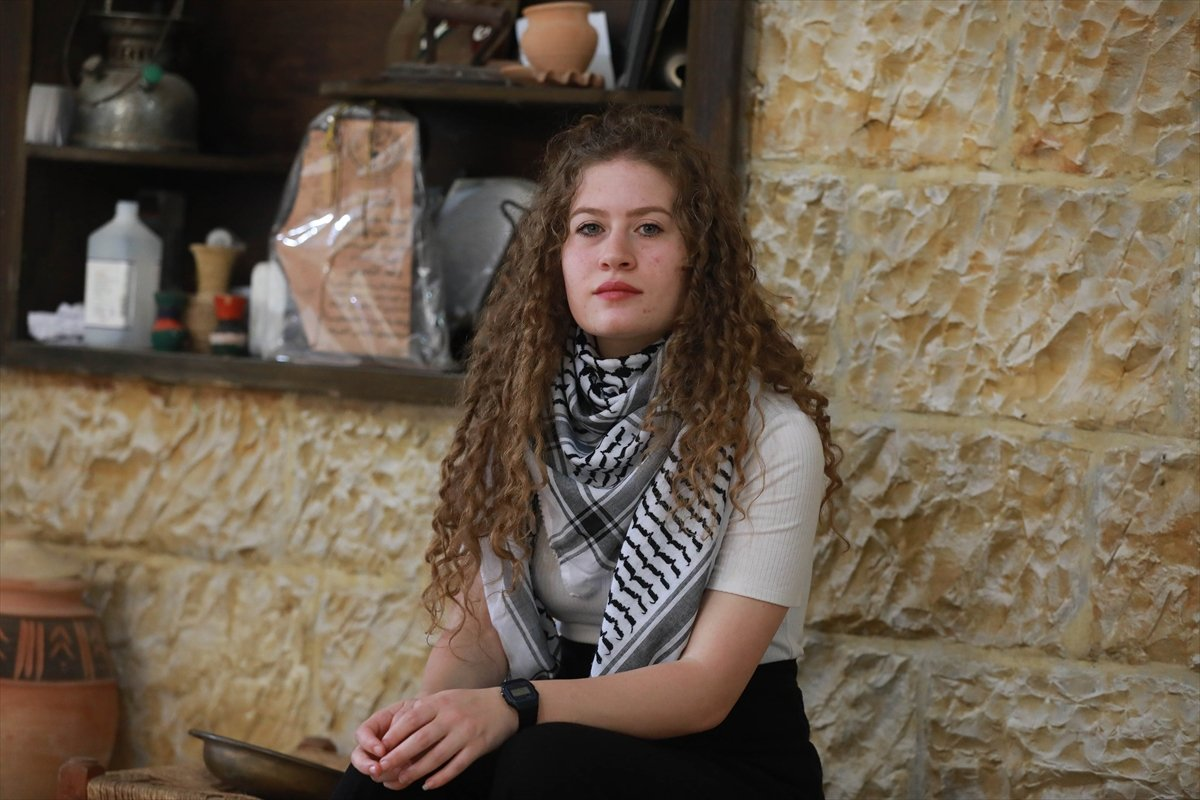Filistin in cesur kızı: Kadınlara sahip çıkın #3