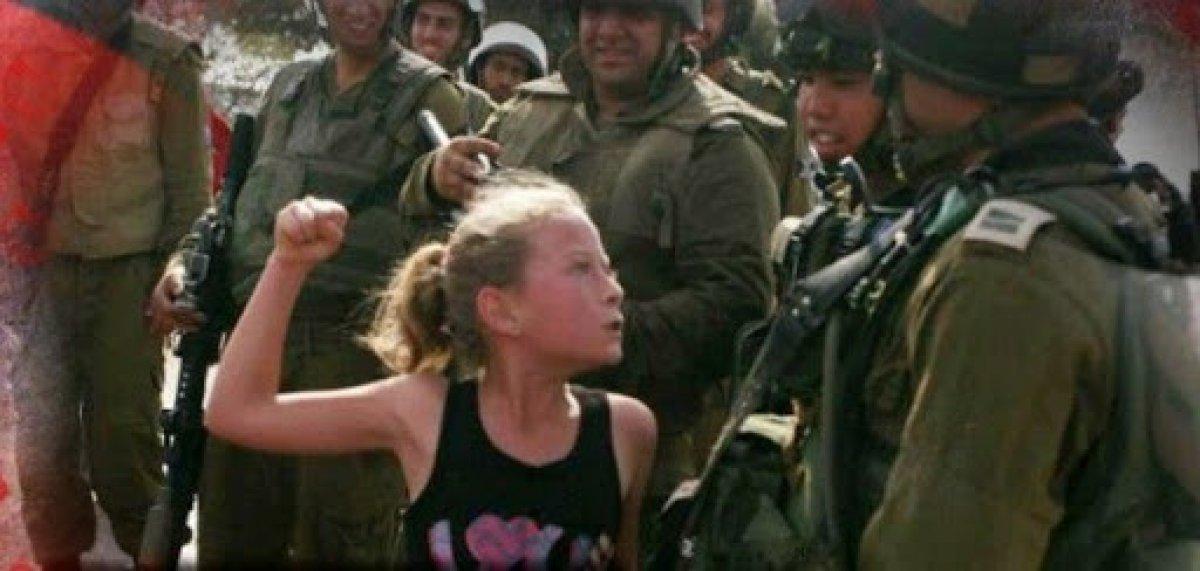 Filistin in cesur kızı: Kadınlara sahip çıkın #2