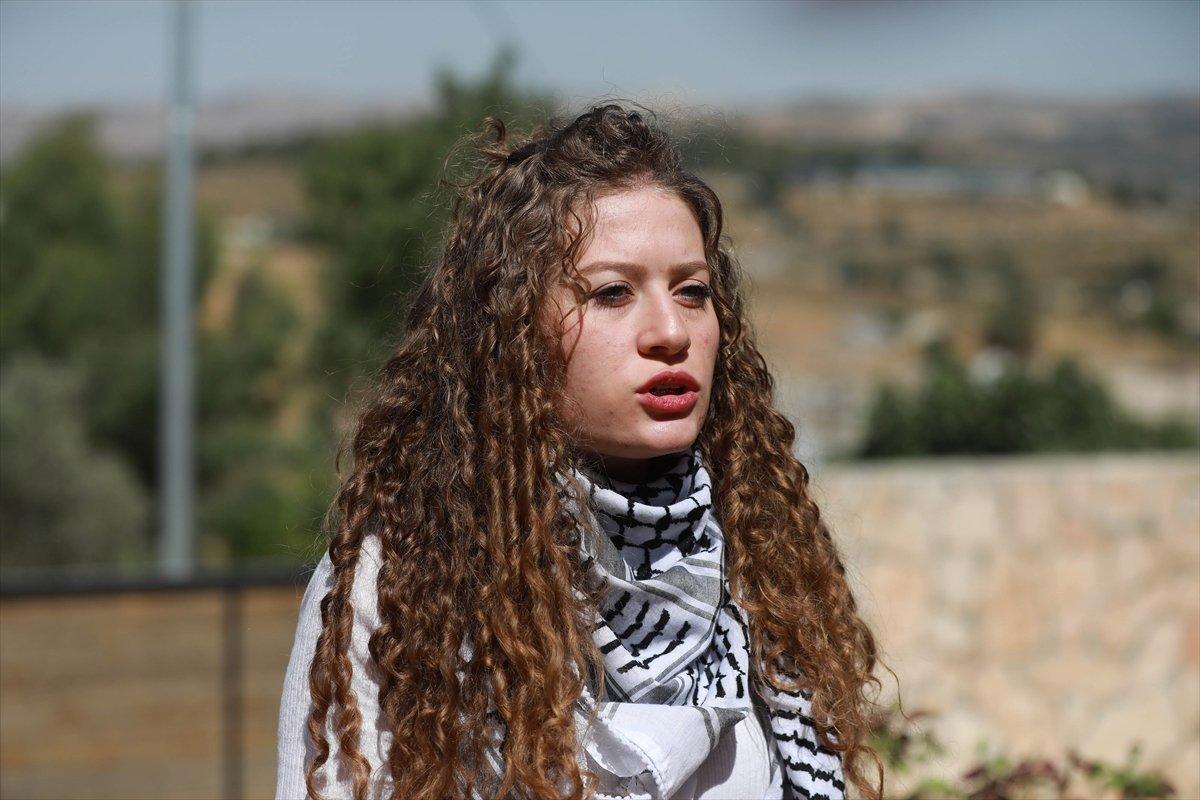 Filistin in cesur kızı: Kadınlara sahip çıkın #1