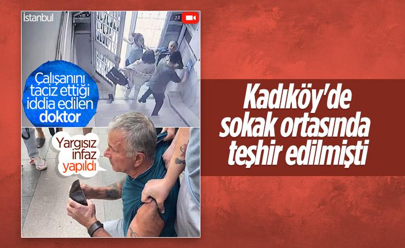 İstanbul'da taciz iddiasıyla suçlanan doktor: Yargısız infaz yaptılar