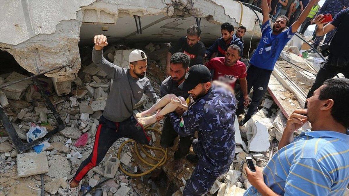 İsrail i destekleyenlere zor soru: Ülken Filistin gibi işgal edilse ne hissederdin #2