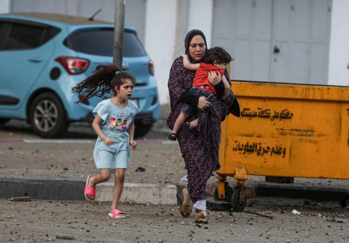 İsrail i destekleyenlere zor soru: Ülken Filistin gibi işgal edilse ne hissederdin #3