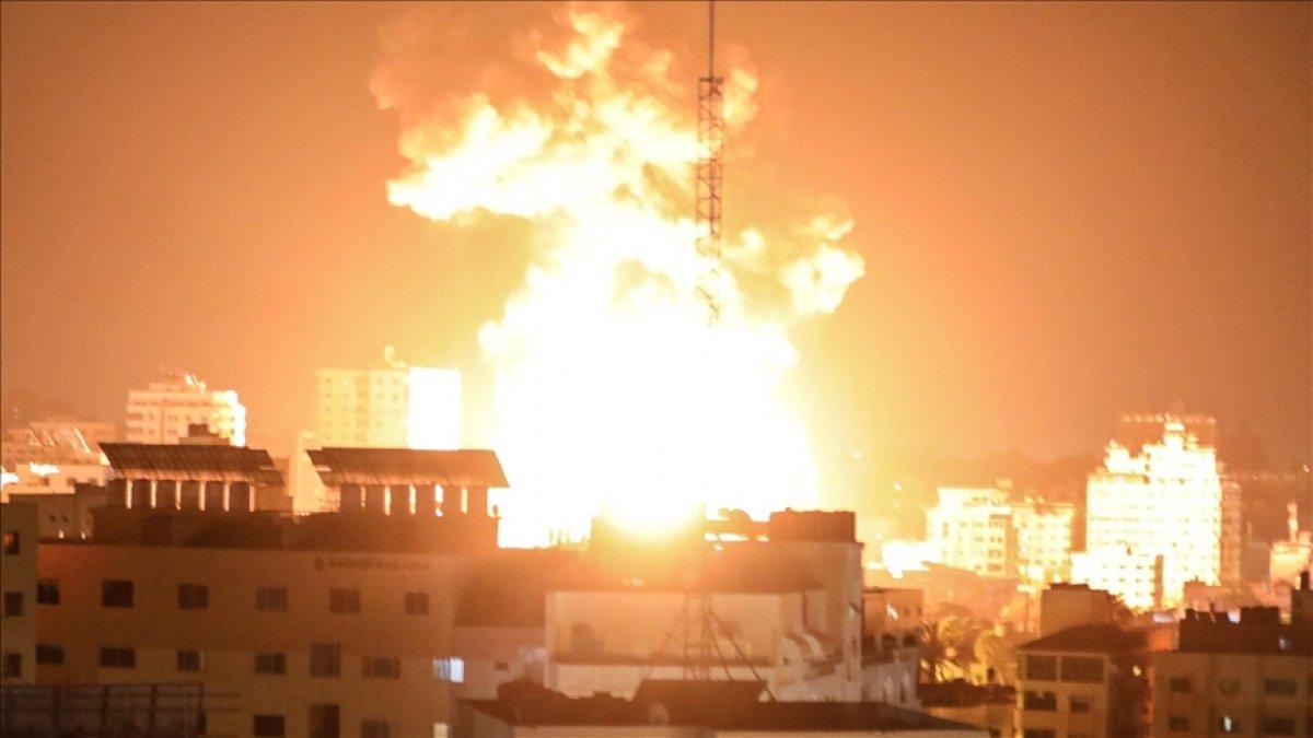 İsrail in Filistin e yönelik saldırının bilançosu #3