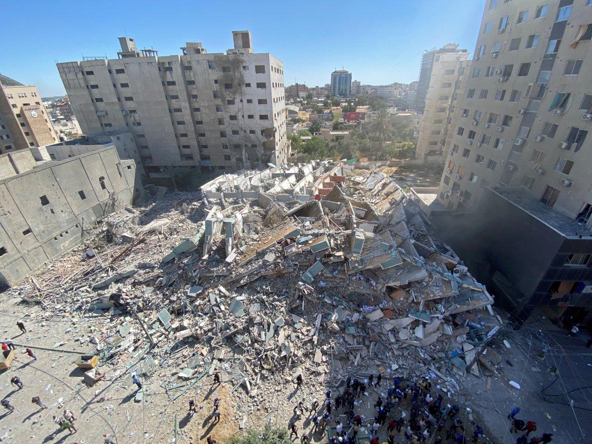 İsrail in Filistin e yönelik saldırının bilançosu #4