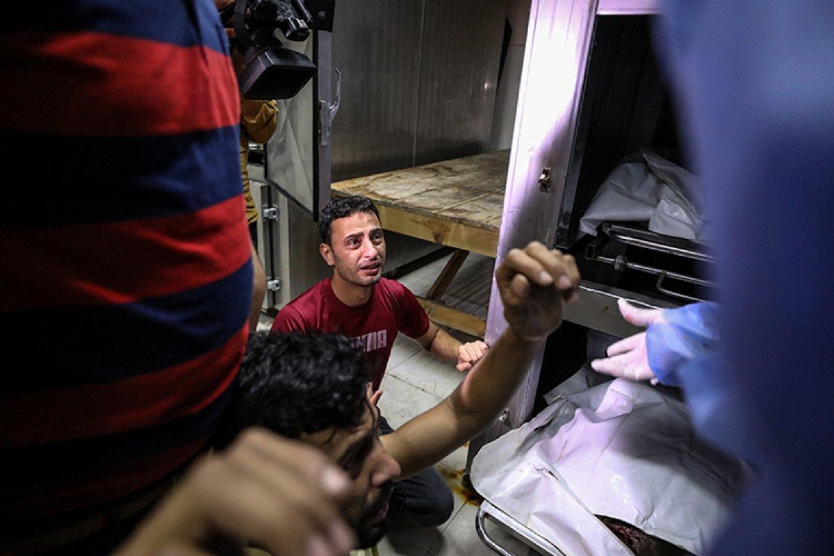 İsrail in Filistin e yönelik saldırının bilançosu #11