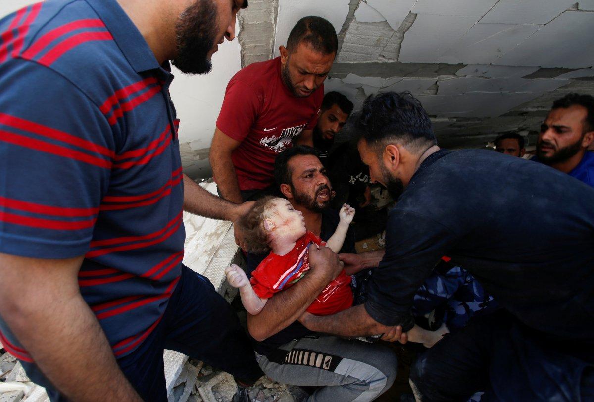 İsrail in Filistin e yönelik saldırının bilançosu #6