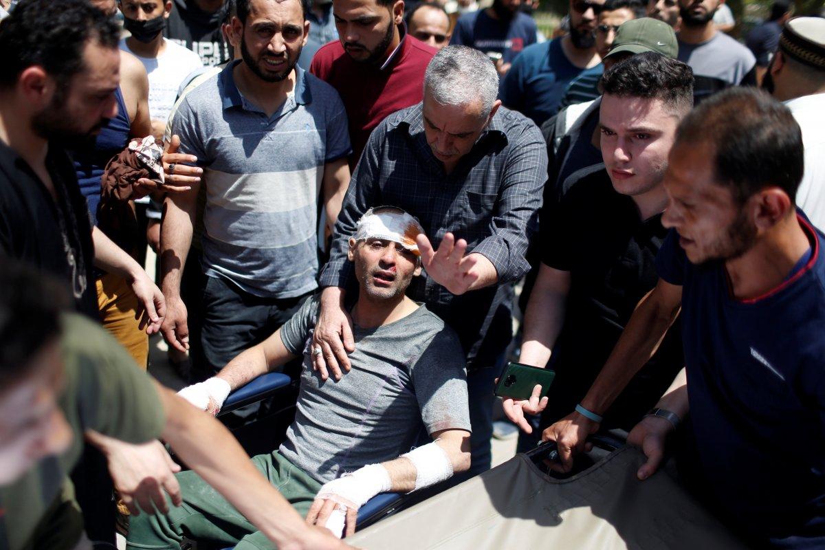 İsrail in Filistin e yönelik saldırının bilançosu #8