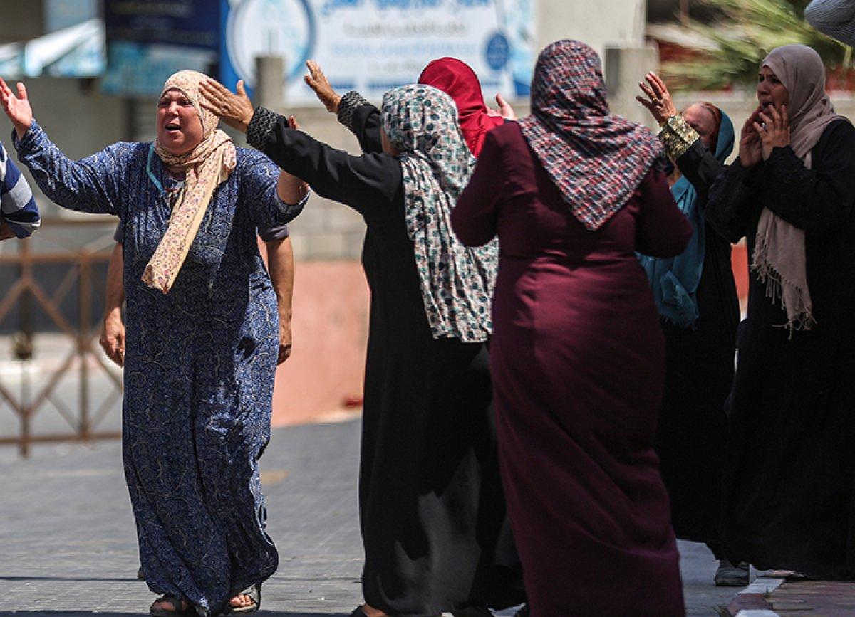 İsrail in Filistin e yönelik saldırının bilançosu #10