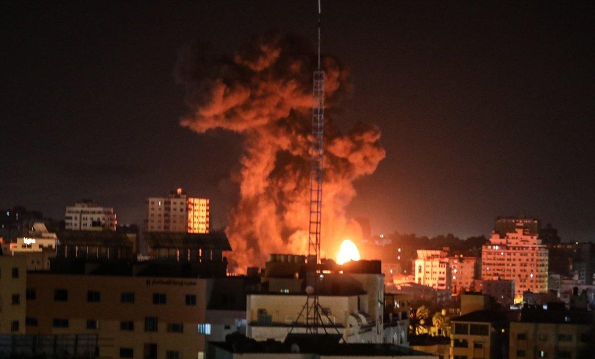 İsrail in Filistin e yönelik saldırının bilançosu #2