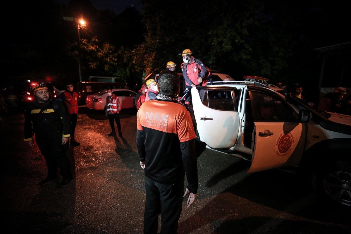 Gürle Dağı nda atlayış yaptıktan sonra kaybolan amatör paraşütçünün cansız bedeni bulundu #5