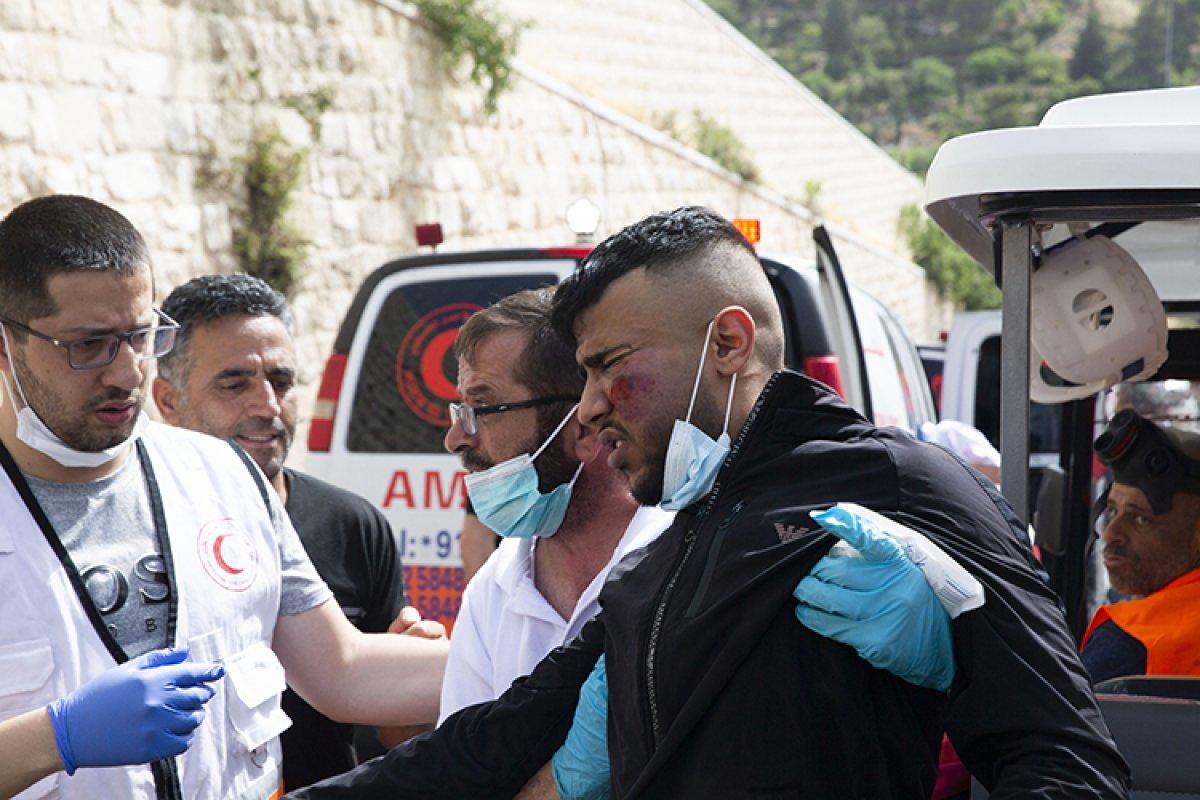 İsrail in Filistin e yönelik saldırının bilançosu #9