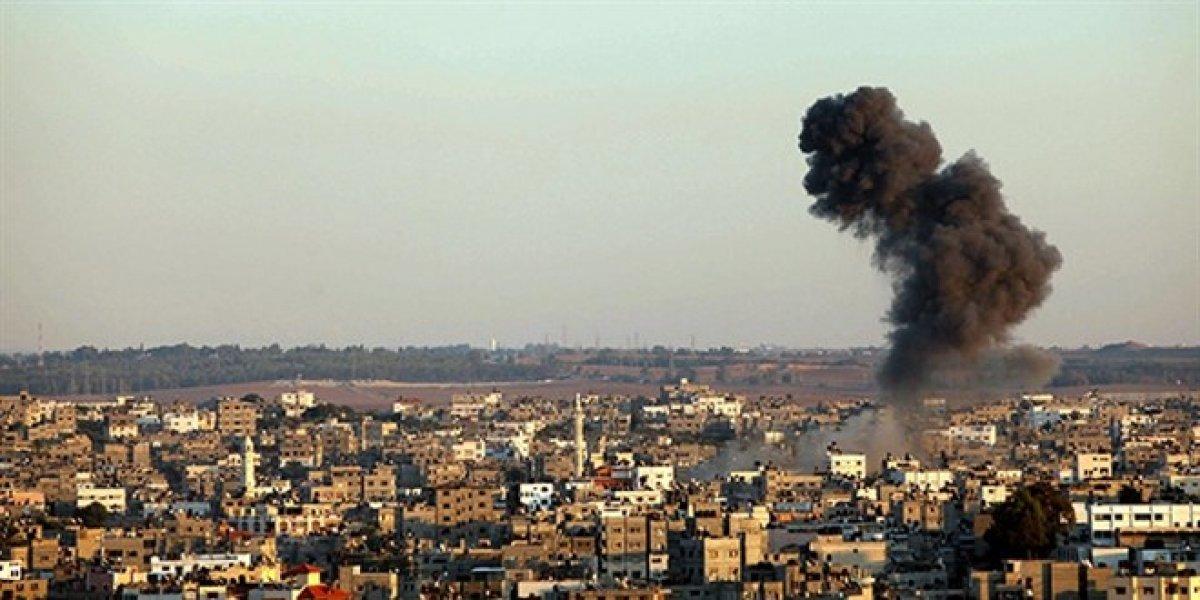 Mısır dan Filistin e Gazze Şeridi nin yeniden inşası için bağış #2