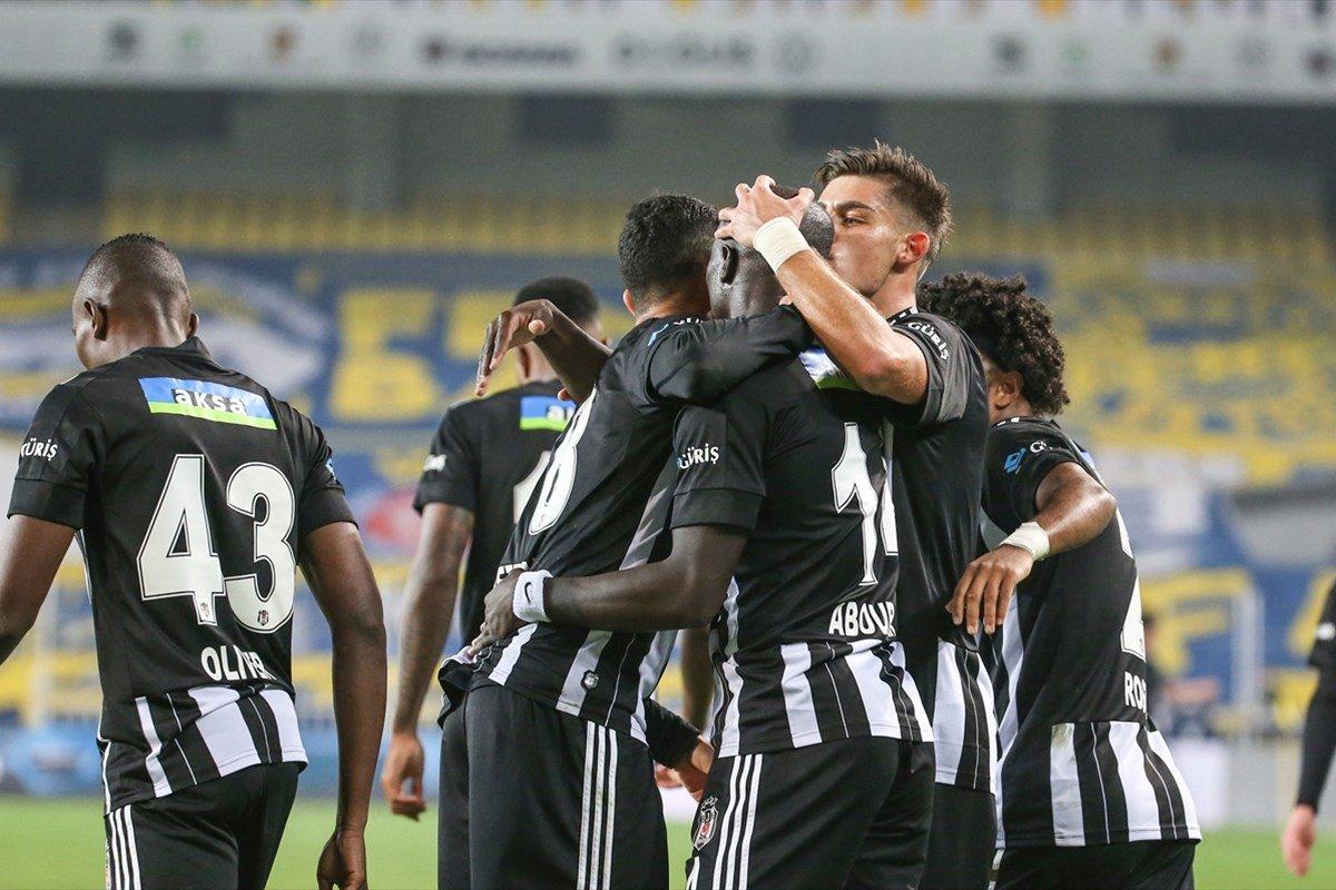 Beşiktaş ı bekleyen Şampiyonlar Ligi tehlikesi #1