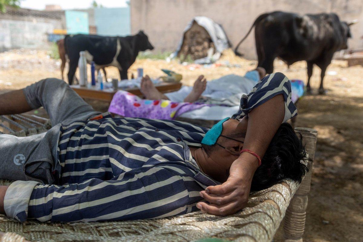 Hindistan da 4 bin 329 can kaybıyla en yüksek korona ölümü yaşandı #2